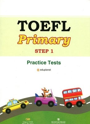 TOEFL  Primary Step 1 Practice
