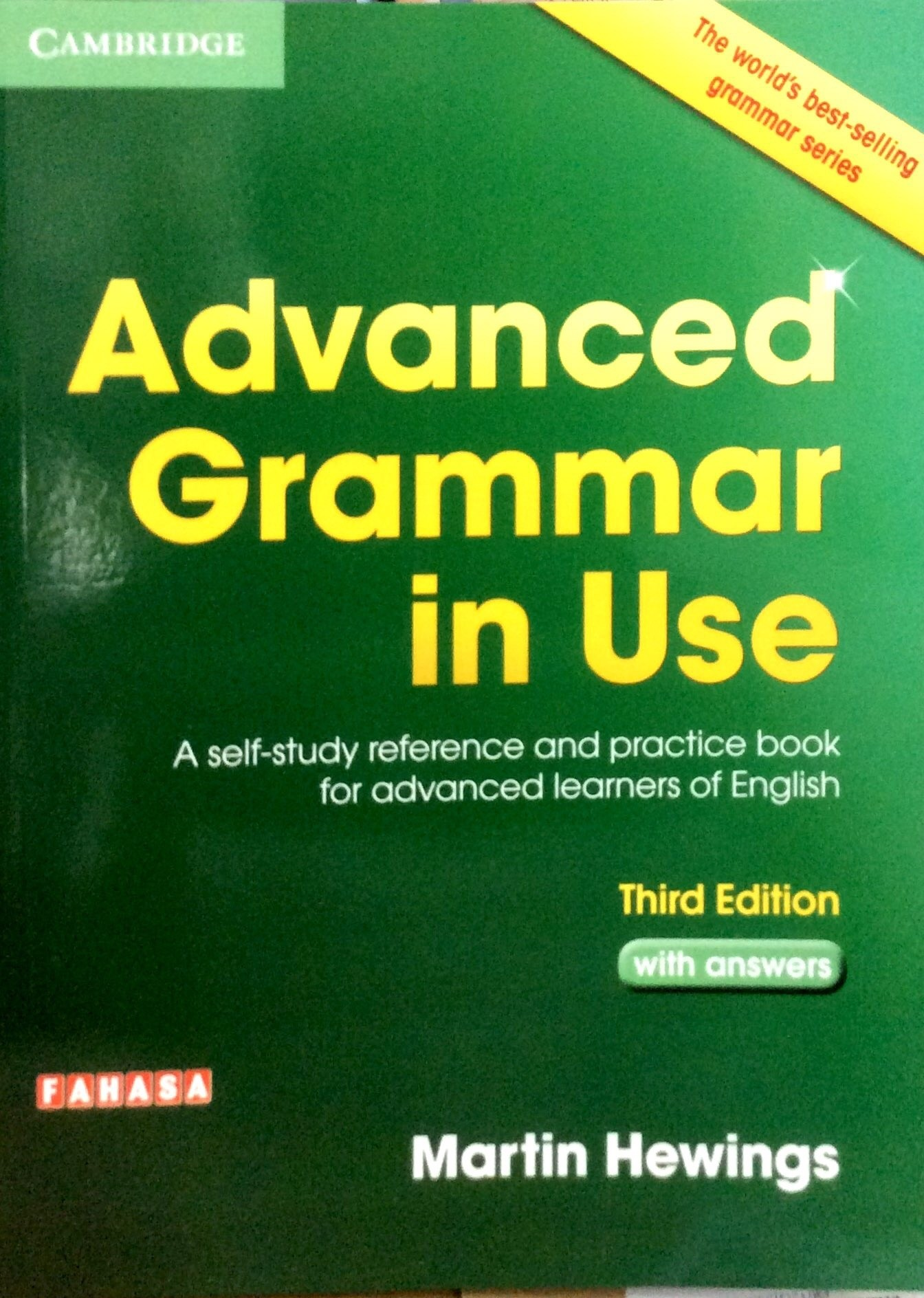 Advanced Grammar in Use - Advanced