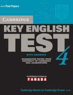 Cambridge Key English Test 4 With Answers - Fahasa Reprint Edition