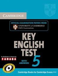 Cambridge Key English Test 5 With Answers - Fahasa Reprint Edition