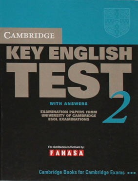 Cambridge Key English Test 2 With Answers - Fahasa Reprint Edition