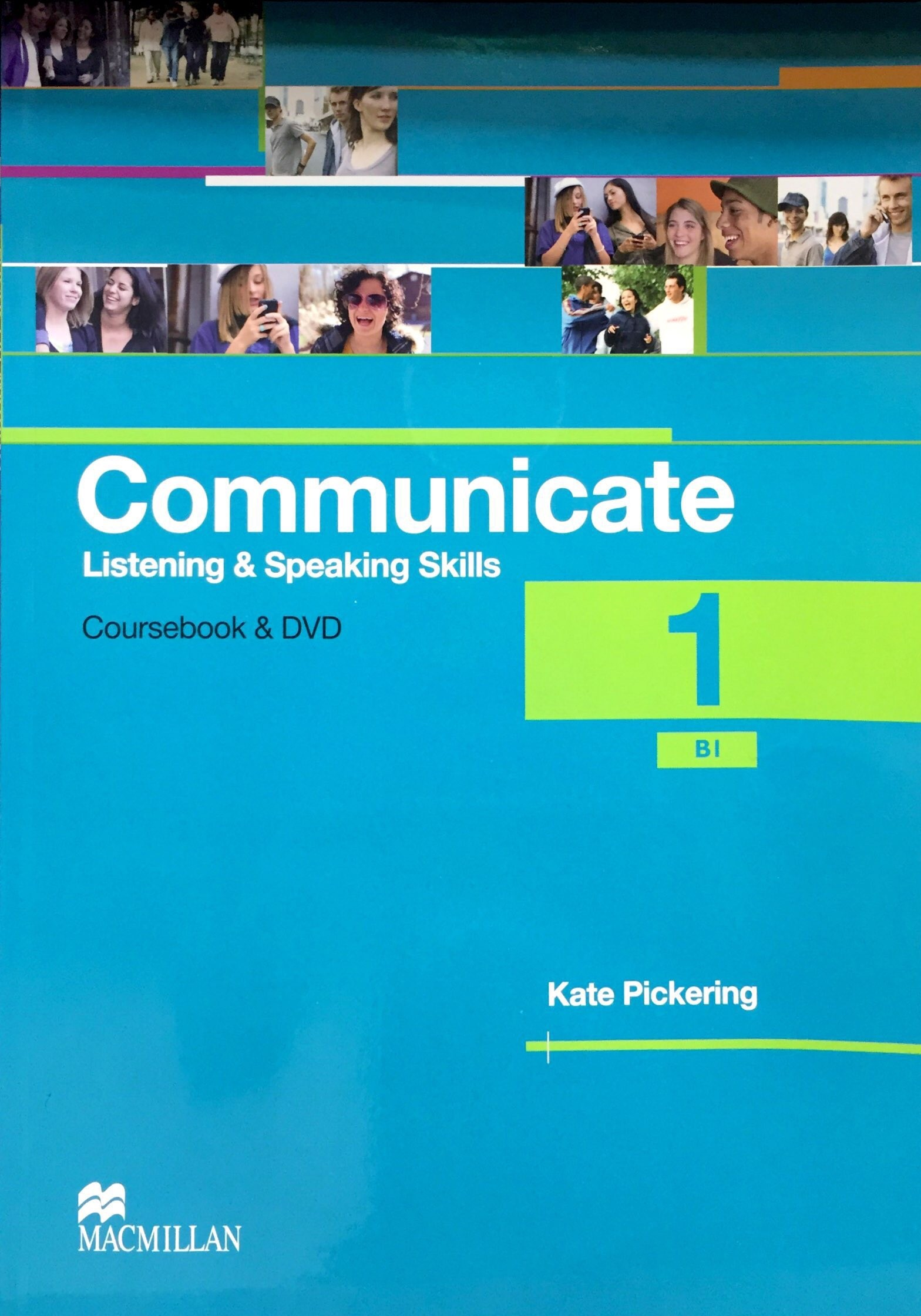 Communicate Listening & Speaking Skills 1