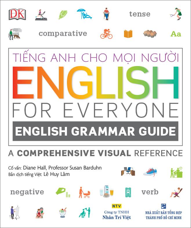 English Grammar Guide - DK