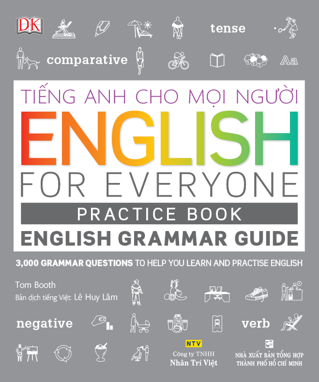 English Grammar Guide - Practice Book