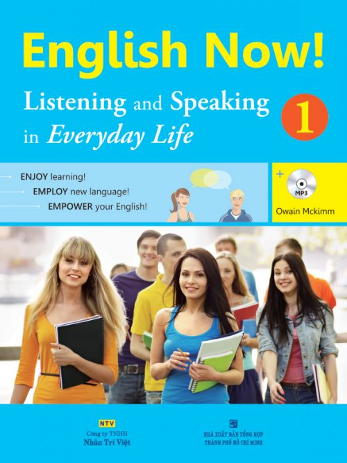 English Now! 1 – Listening and Speaking in Everyday Life
