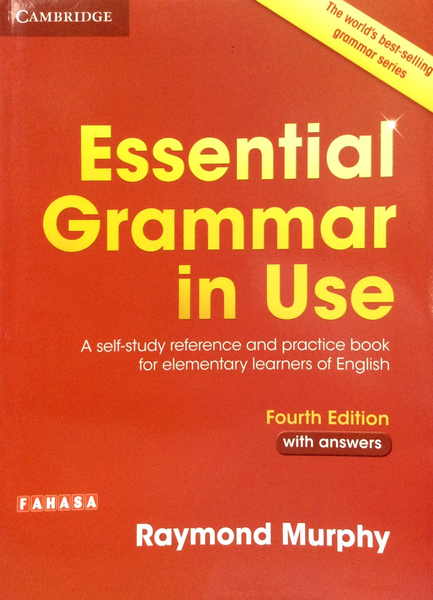 Essential Grammar in Use - Elementary