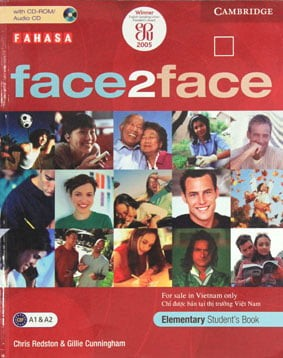 Face2face - Elementary - Student's Book (Kèm CD-ROM)