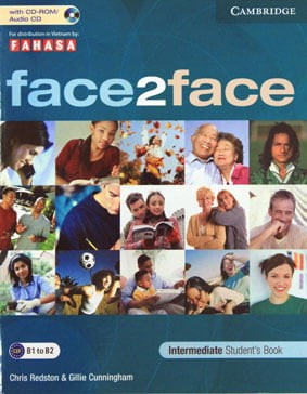 Face2face - Intermediate - Student's Book (Kèm CD-ROM)