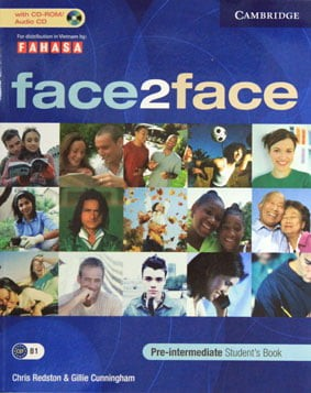 Face2face - Pre Intermediate - Student's Book (Kèm CD-ROM)