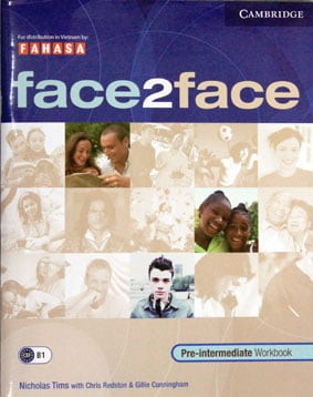 Face2face - Pre Intermediate - Workbook