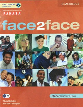 Face2face - Starter - Student's Book (Kèm CD-ROM)