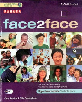 Face2face - Upper Intermediate - Student's Book (Kèm CD-ROM)