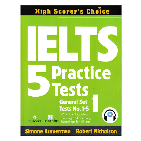 IELTS 5 Practice tests General Set 1