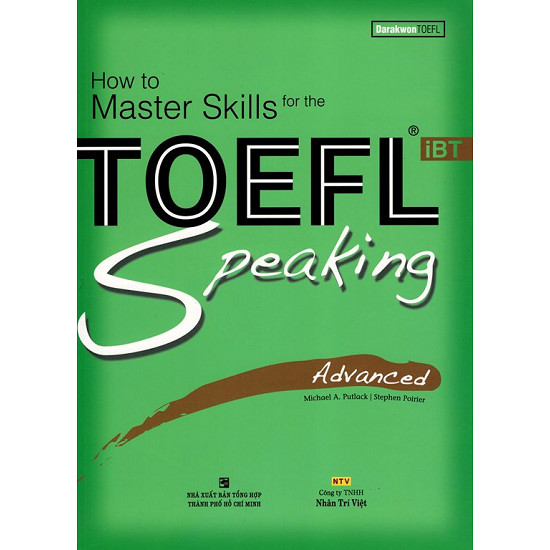 How To Master Skills For The TOEFL iBT Speaking Advanced