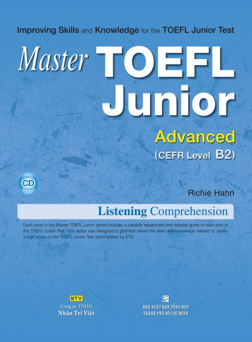 Master TOEFL Junior Advanced B2: Listening Comprehension