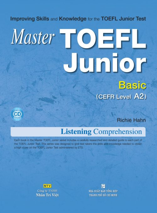 Master TOEFL Junior Basic: Listening Comprehension