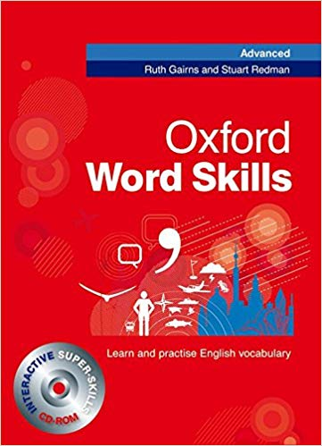 Oxford Word Skills - Advanced - Student's Pack (Book and CD-ROM)