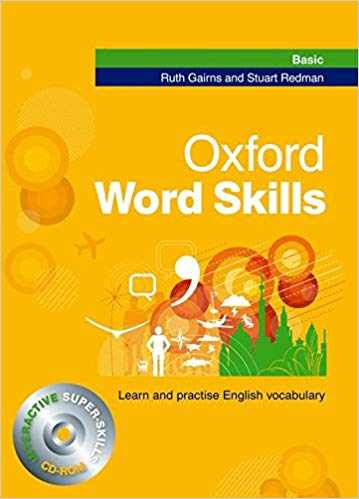 Oxford Word Skills -  Basic - Student's Pack (Book and CD-ROM)