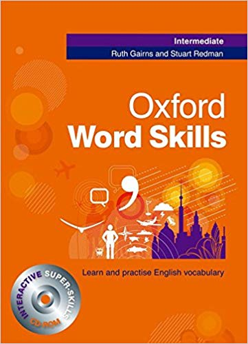 Oxford Word Skills - Intermediate - Student's Pack (Book and CD-ROM)