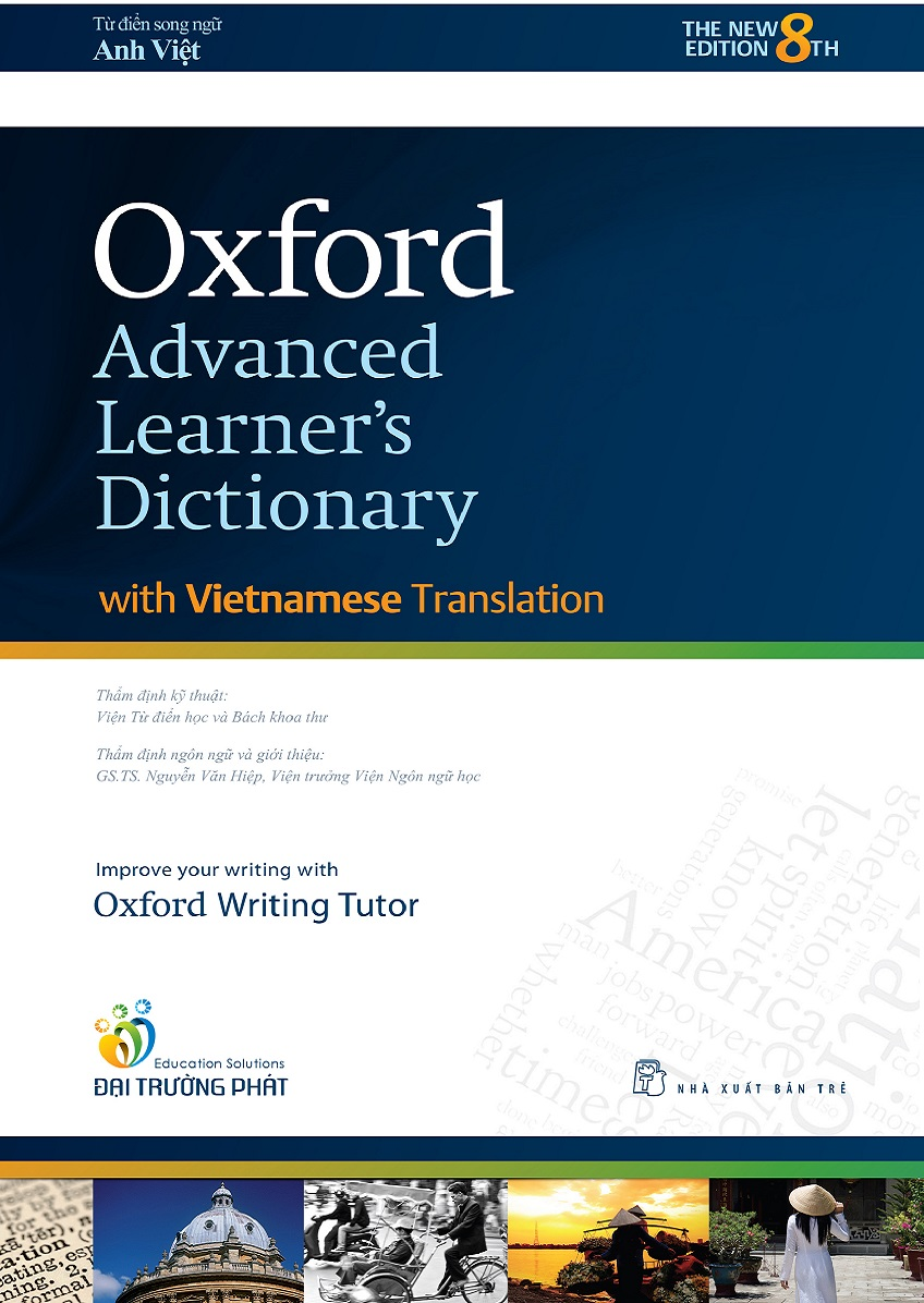 Oxford Advanced Learner's Dictionary With Vietnamese Translation