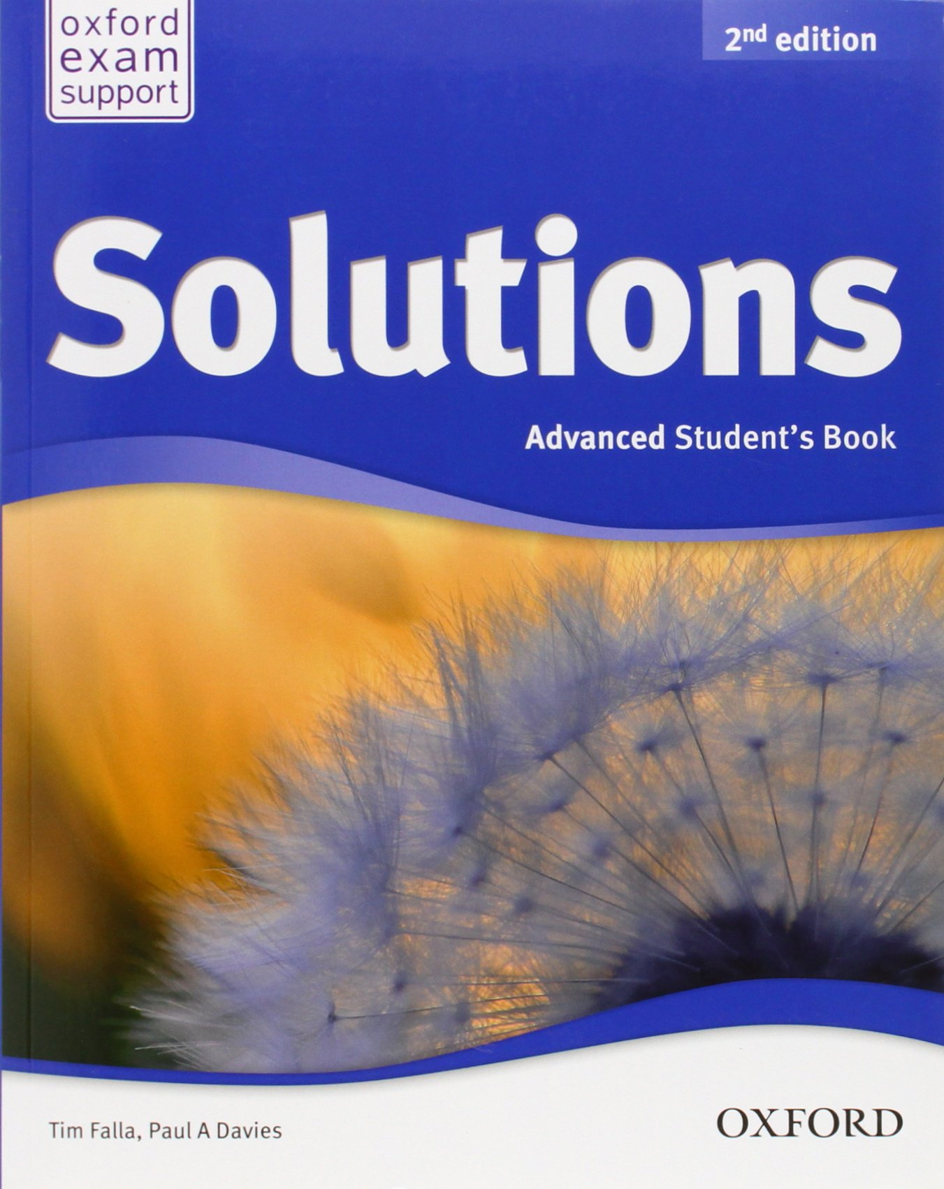 Solutions - Advance - Student's Book