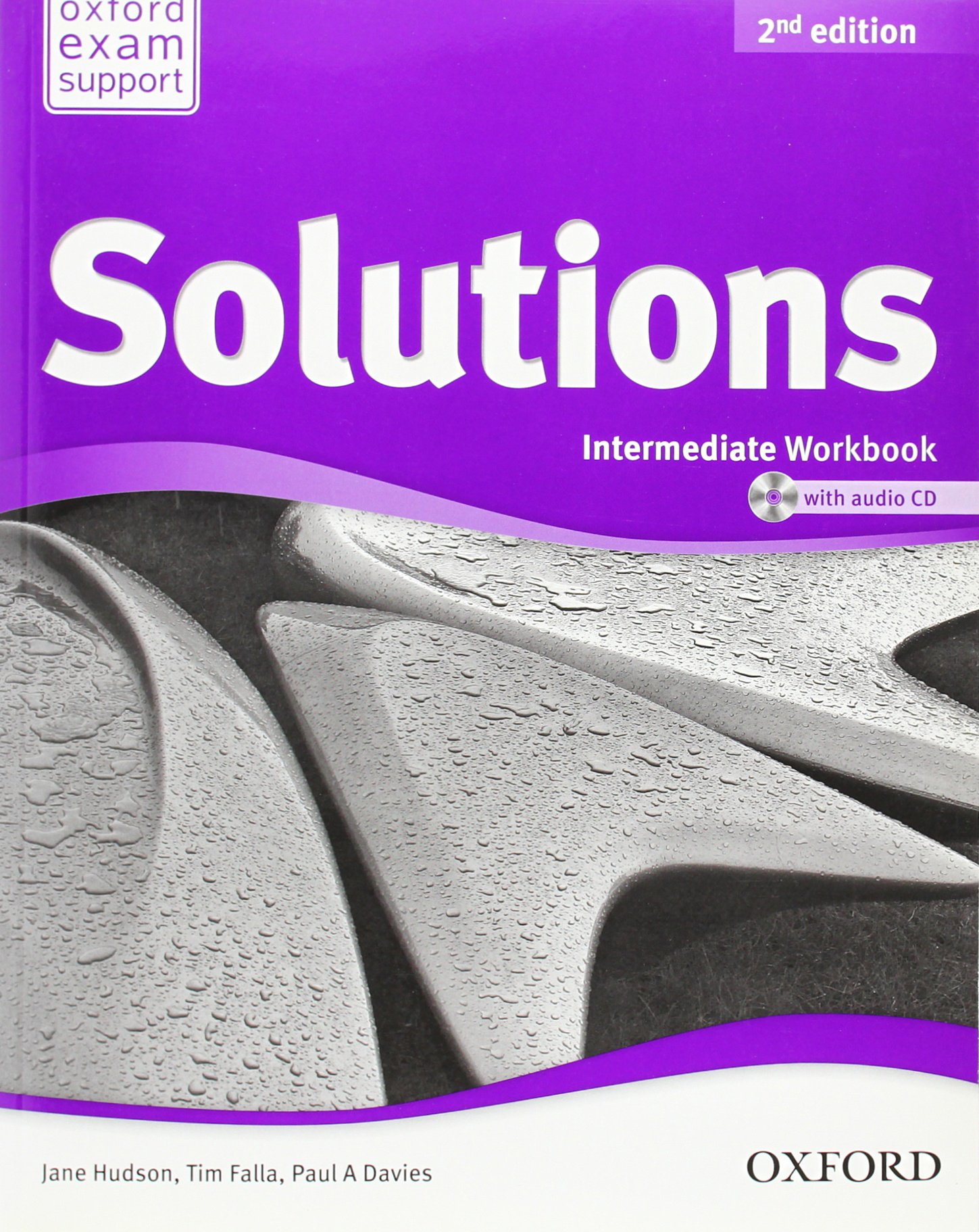 Solutions - Intermediate - Workbook and Audio CD