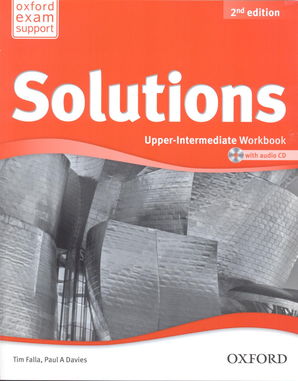 Solutions - Upper Intermediate - Workbook and Audio CD