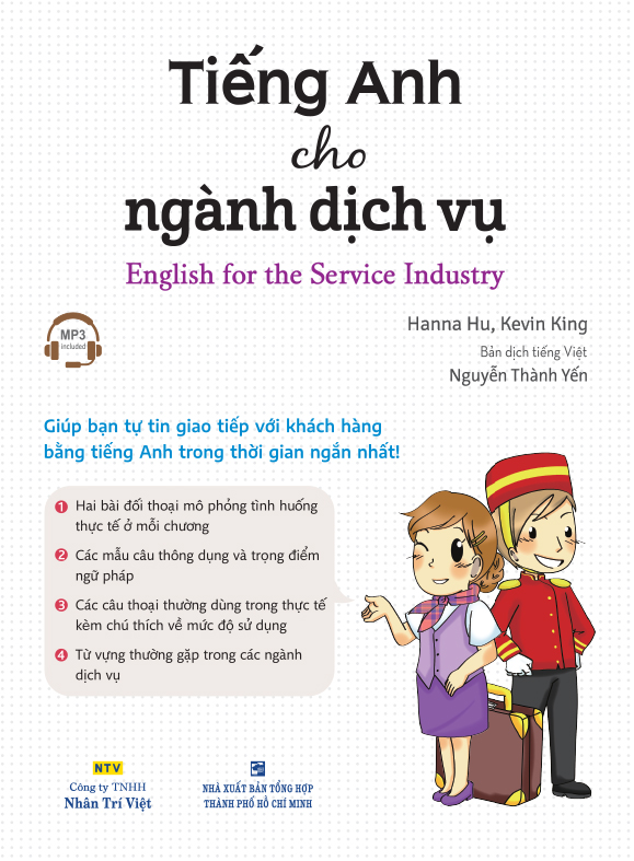 Tiếng Anh cho ngành dịch vụ - English for the Service Industry