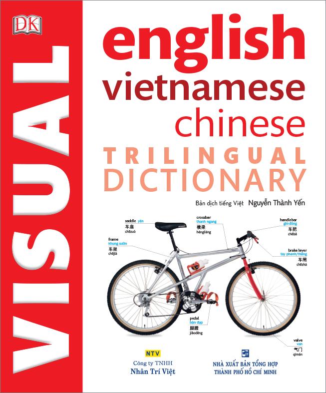 Từ điển Anh Việt Trung - DK Trilingual Visual Dictionary