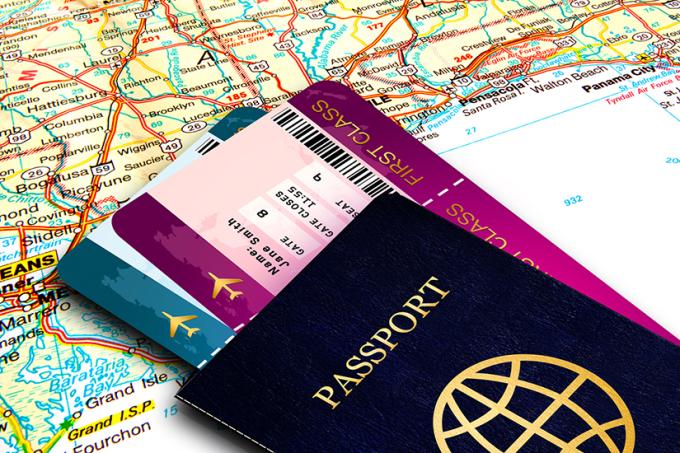 Khoá Dịch vụ Visa và Vận chuyển