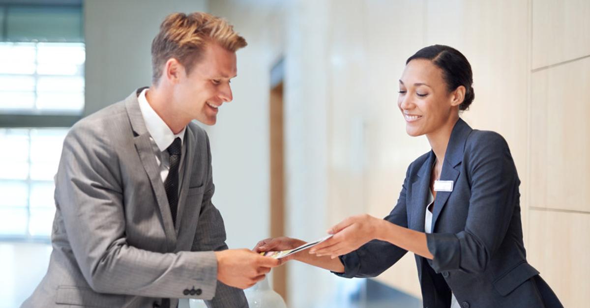 Tiếng Anh thực hành Nhân viên khách sạn