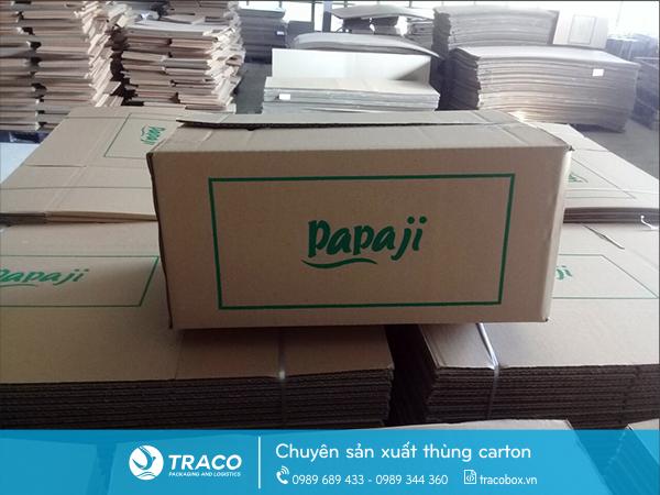 Sản xuất bao bì carton tại Hà Nội