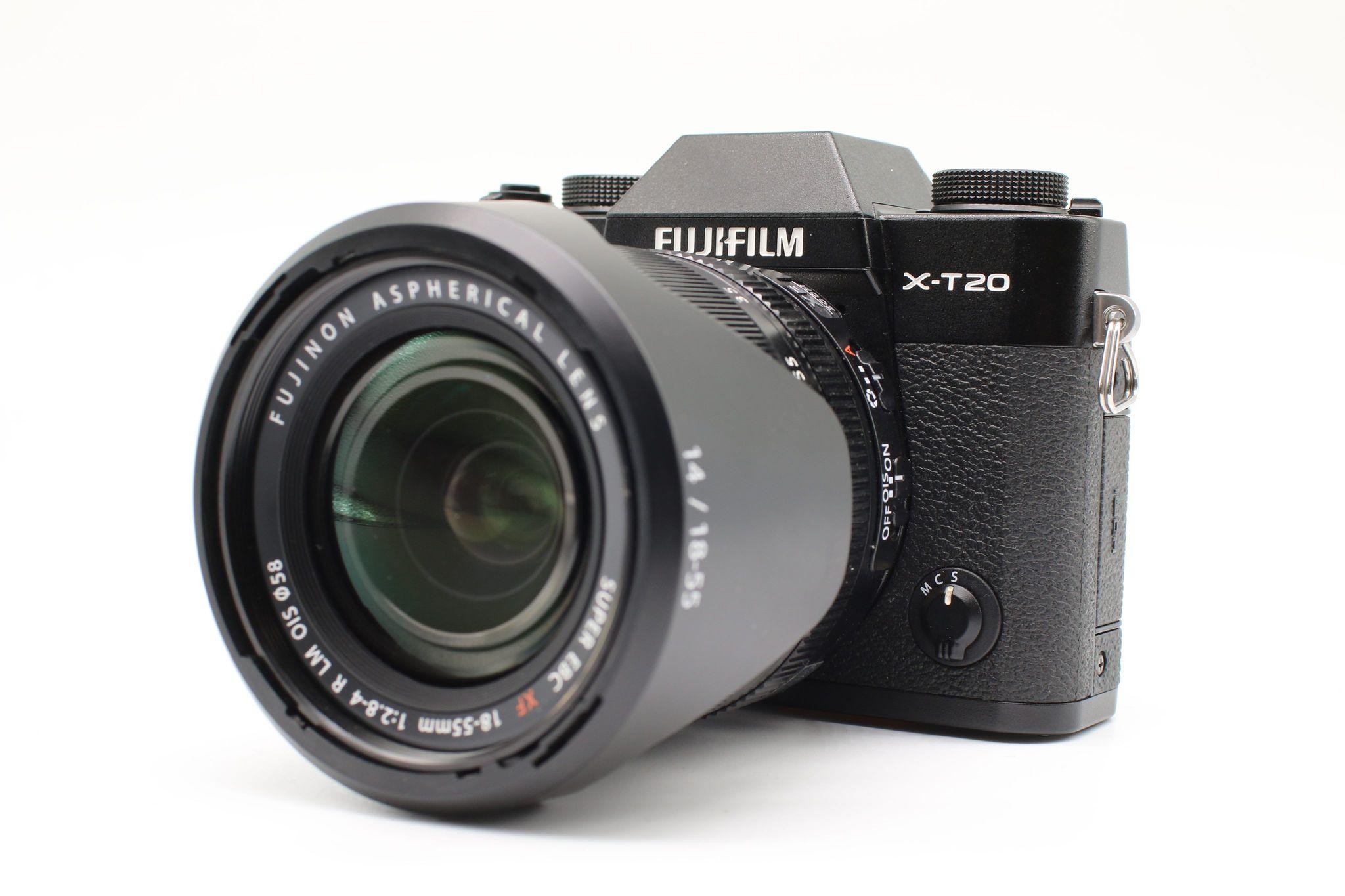 Máy ảnh Fujifilm X-T20 Kit 18-55mm OSS , Mới 98%