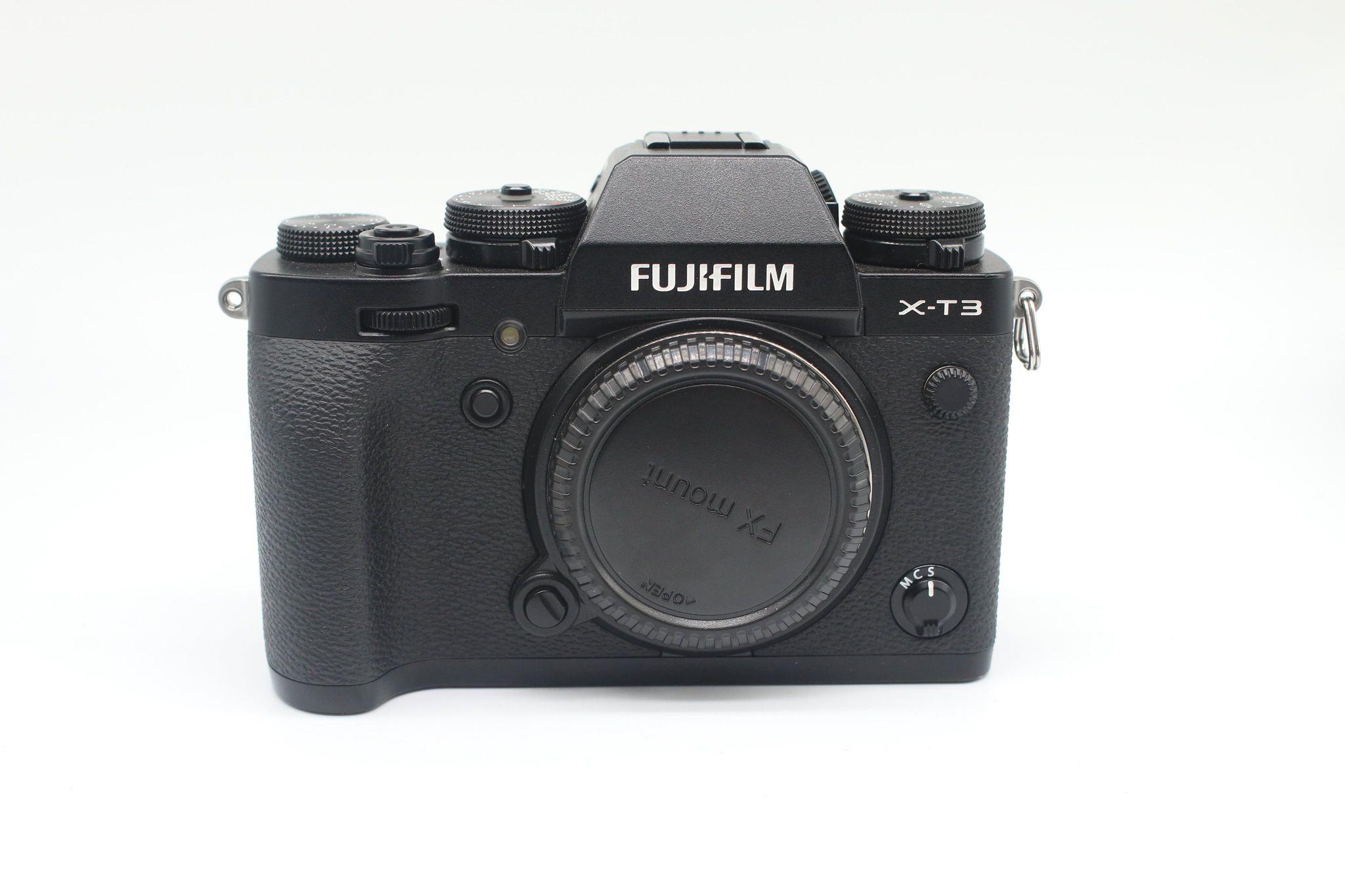 Máy ảnh Fujifilm X-T3 (Black) Likenew