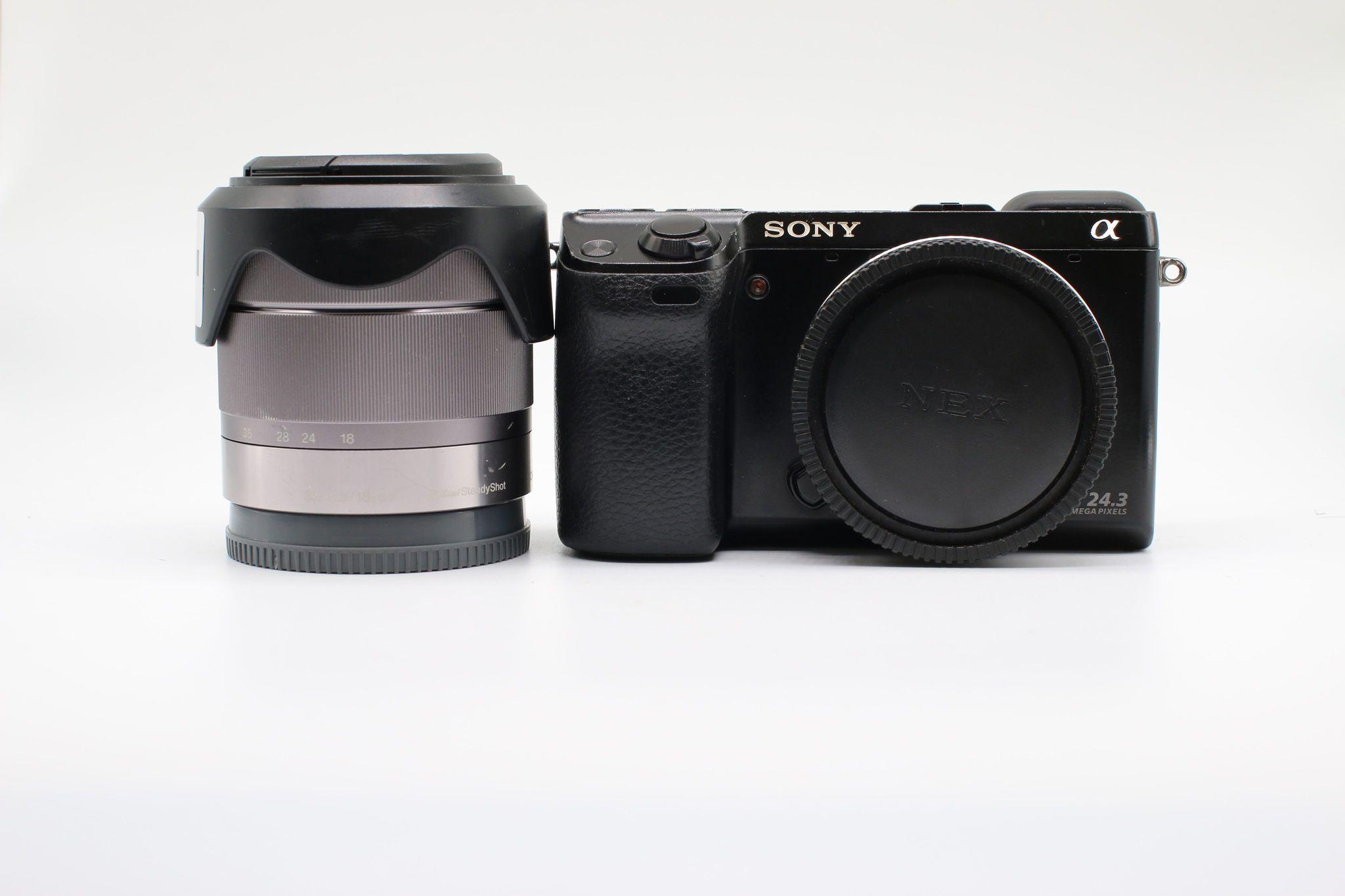 Máy ảnh Sony Nex-7 + Kit 18-55 F/3.5-5.6 OSS