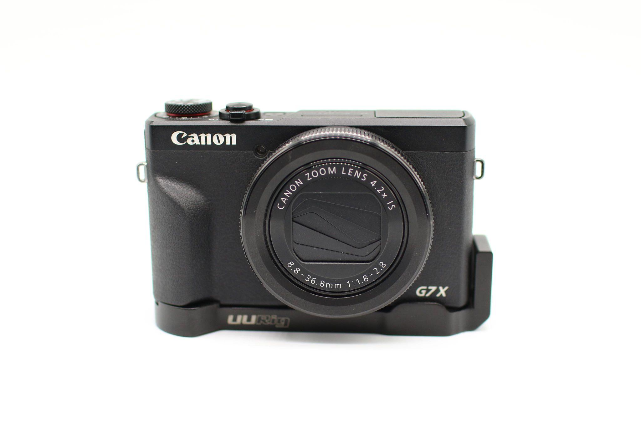 Máy ảnh Canon Powershot G7 X Mark III (Black), Mới 98% Likenew