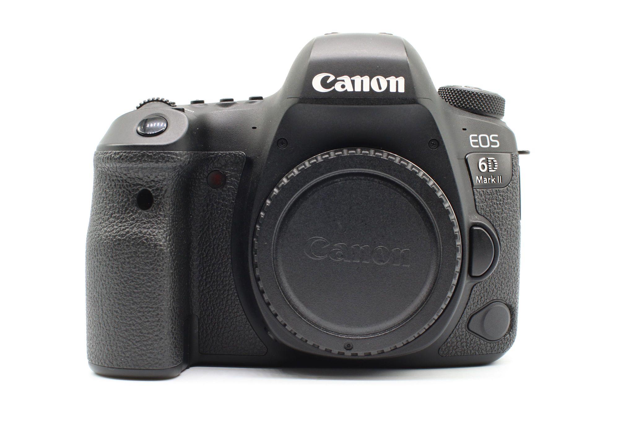 Máy ảnh Canon EOS 6D Mark II (Body)