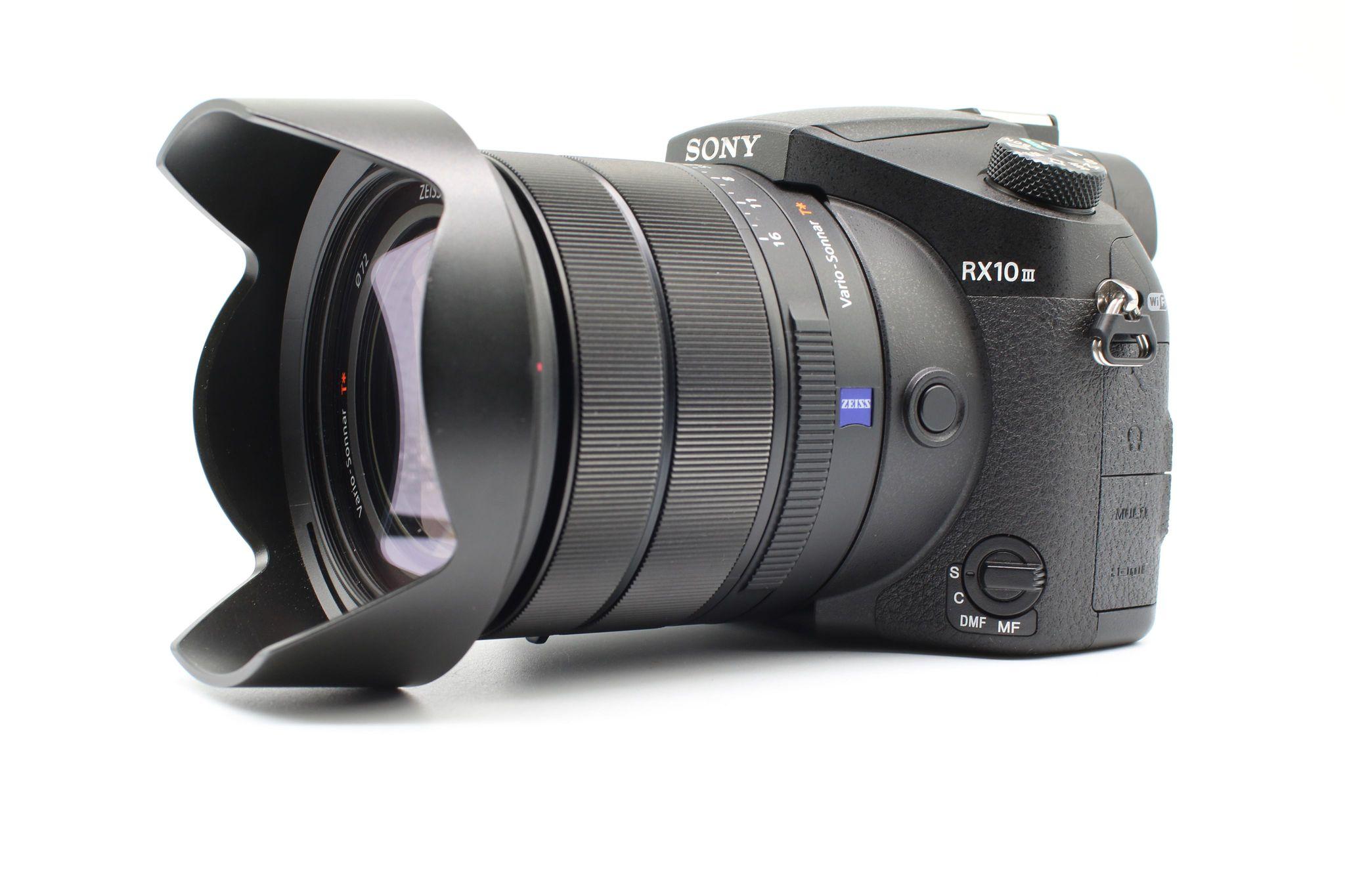 Máy ảnh Sony Cyber-shot DSC-RX10 Mark III, Mới 98%