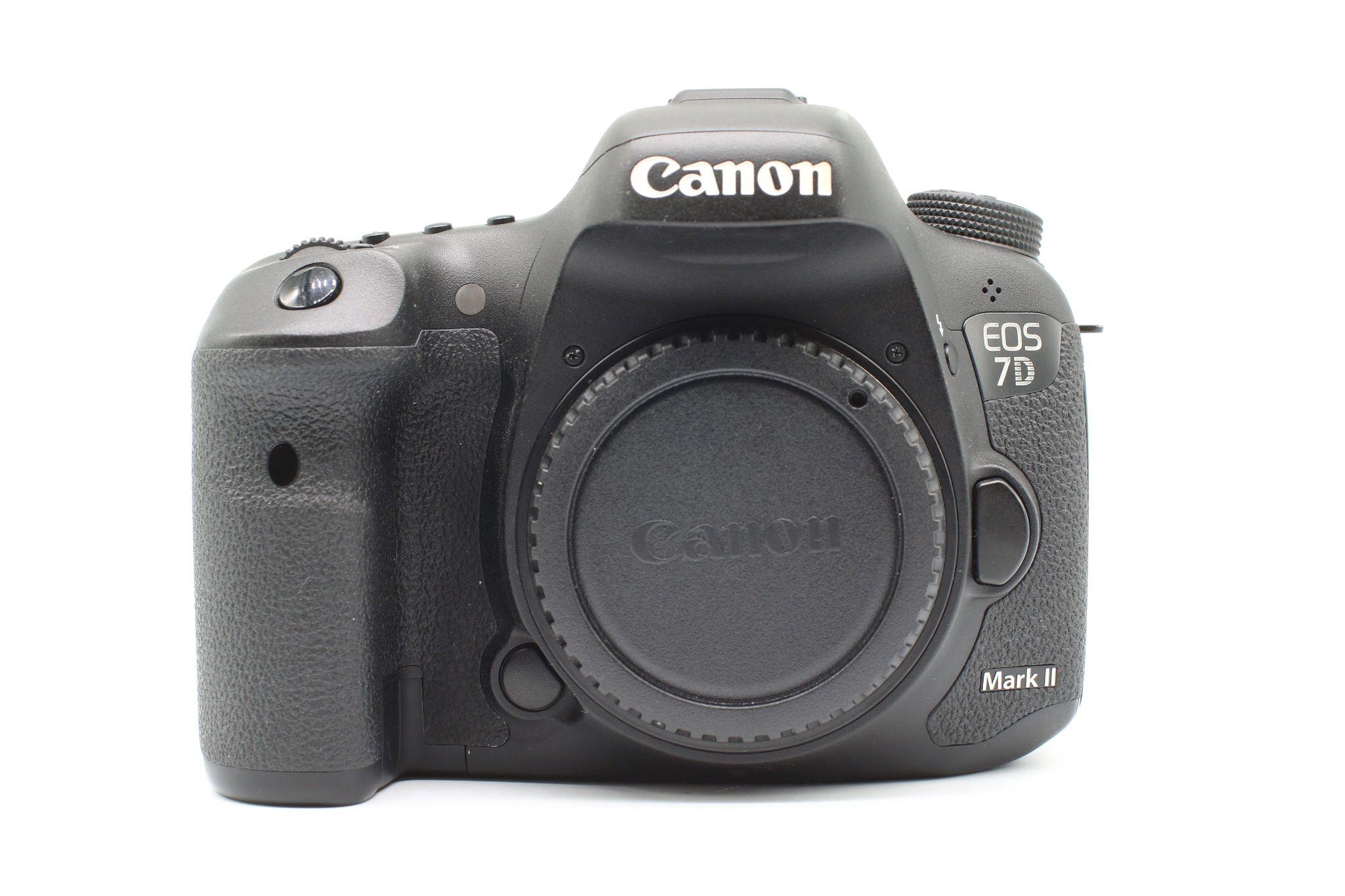 Máy ảnh Canon 7D Mark II (Body), Mới 98%