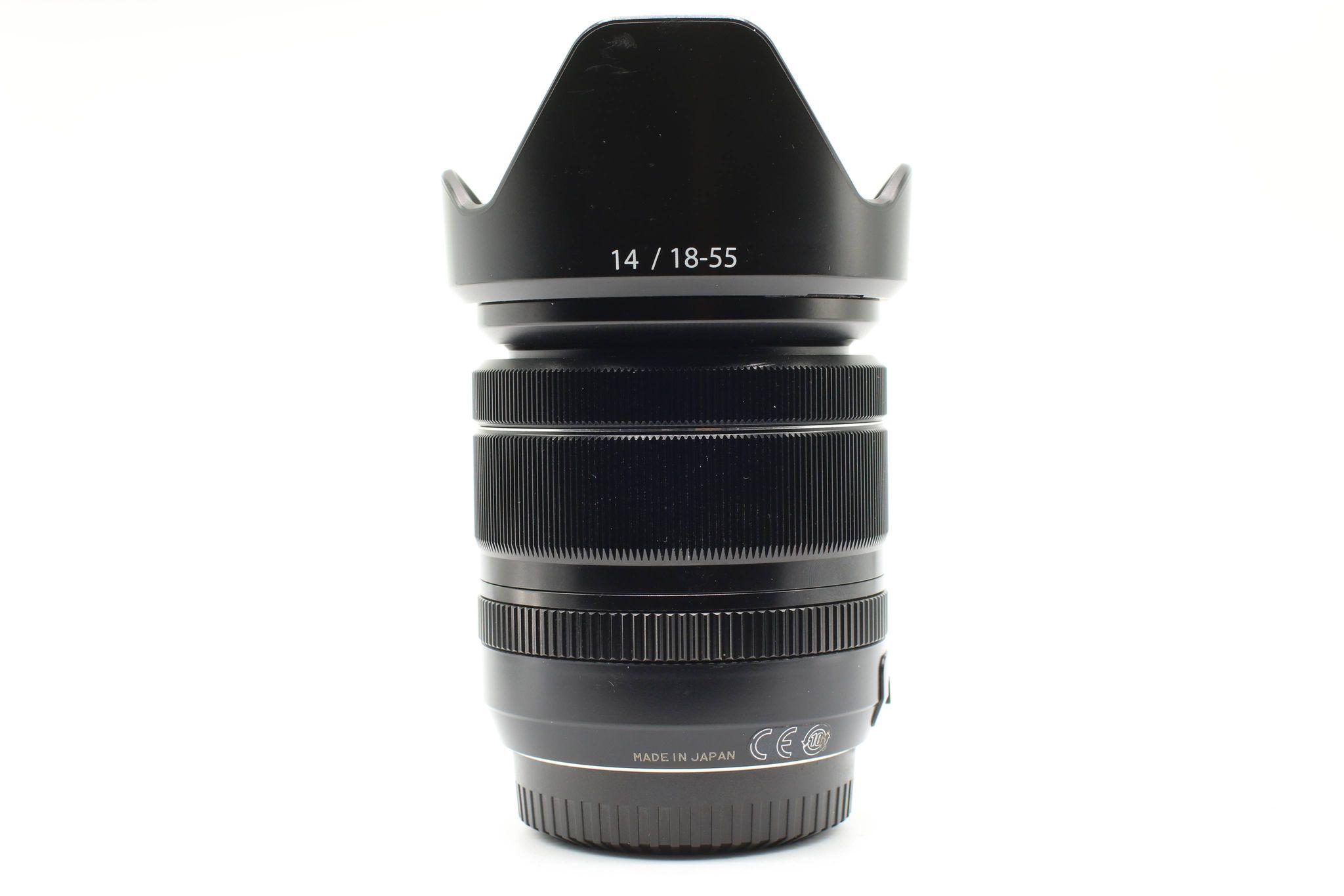 Ống kính Fujifilm XF 18-55mm f / 2.8-4 R LM OIS