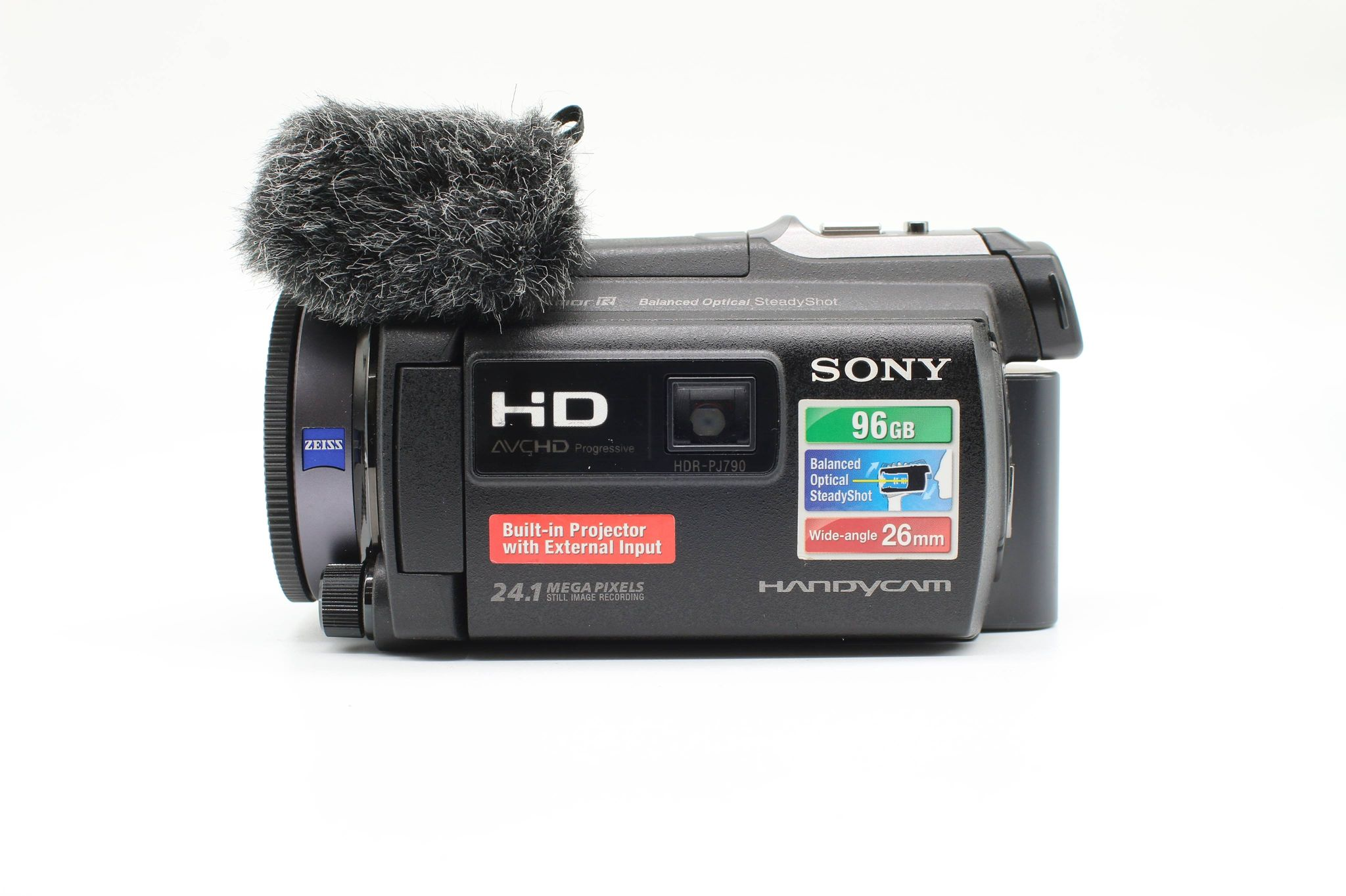 Máy quay du lịch Sony HDR-PJ790VE