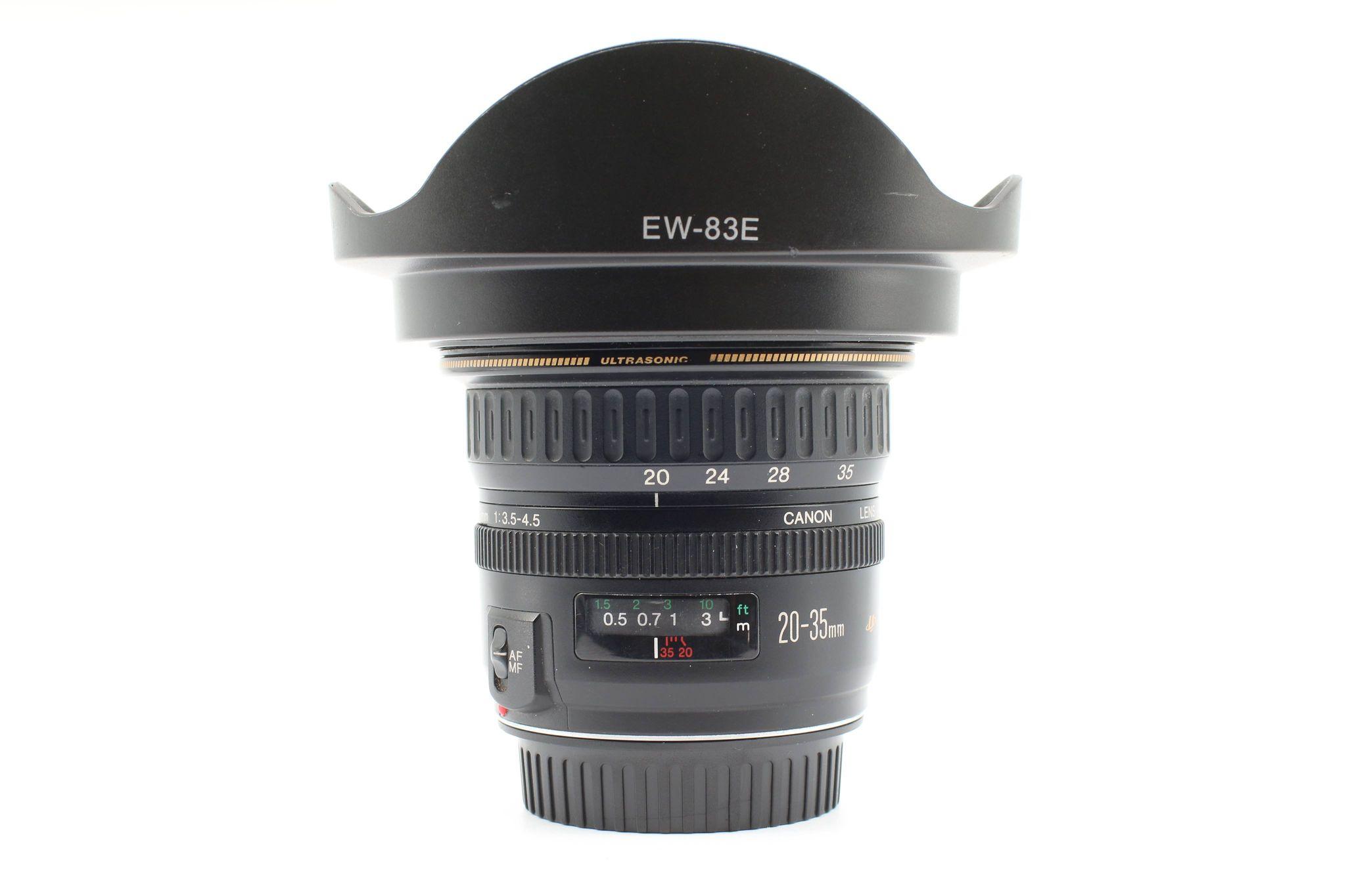 Ống kính Canon EF 20-35mm f/3.5-4.5 USM