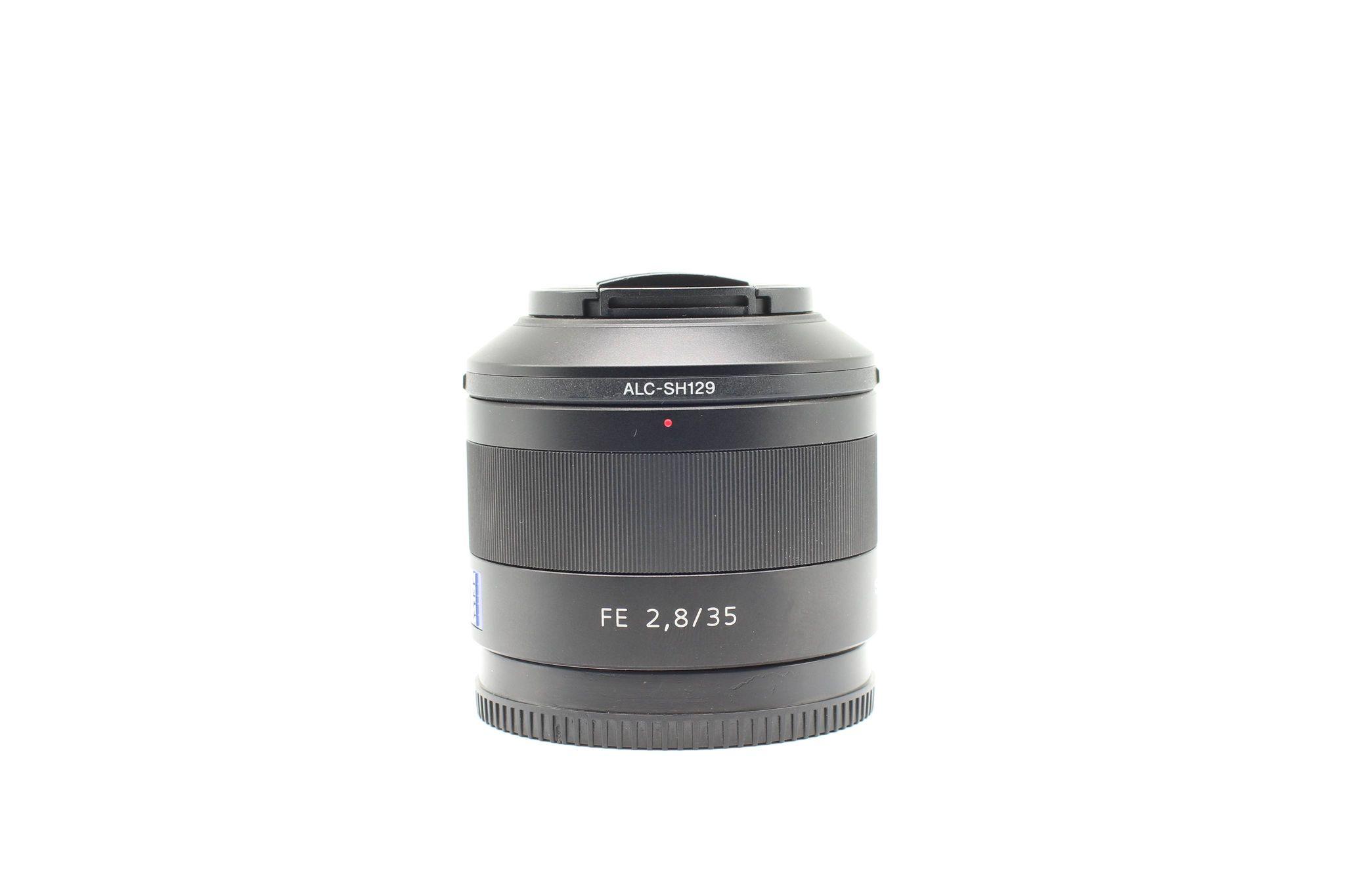 Ống kính Sony Zeiss T* FE 35mm f/2.8 ZA