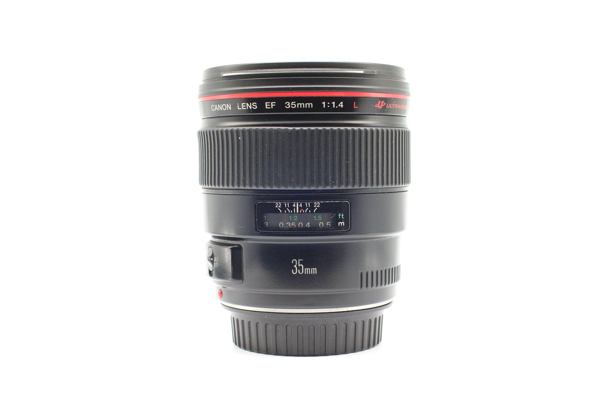 Ống kính Canon EF 35mm f/1.4L USM, Mới 98%