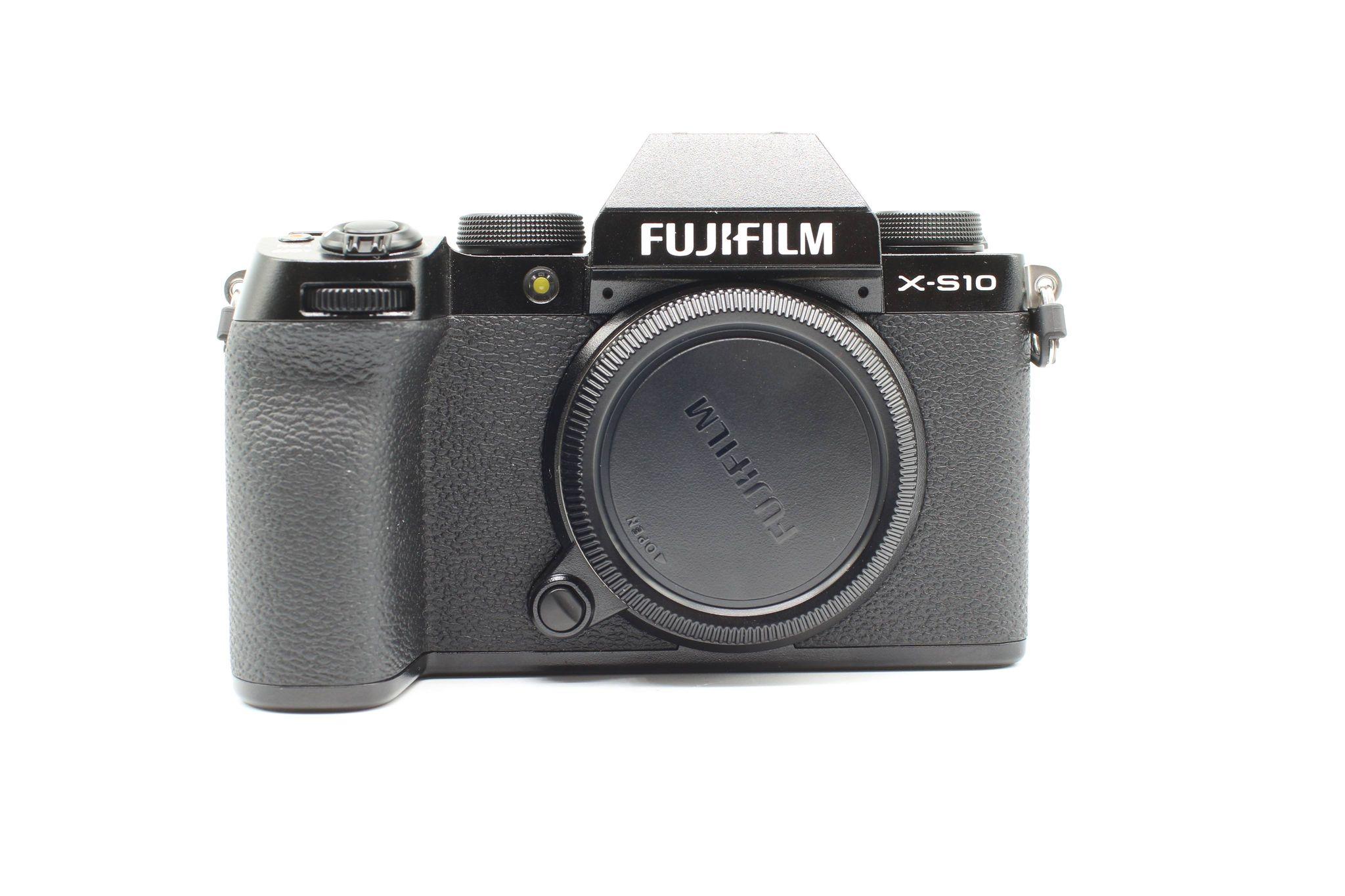 Máy ảnh Fujifilm X-S10 Body ( Black )
