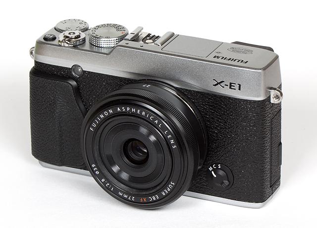 Fujifilm X-E1 Lens 27 F/2.8