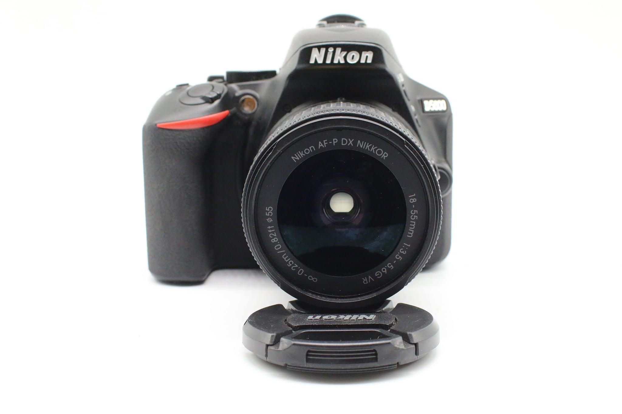 Máy ảnh Nikon D5600 kèm ống 18-55mm f3.5-5.6G VR