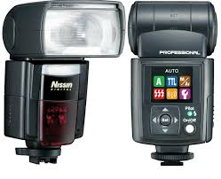 Flash nissin Di866 Mark ii For Canon  Nikon