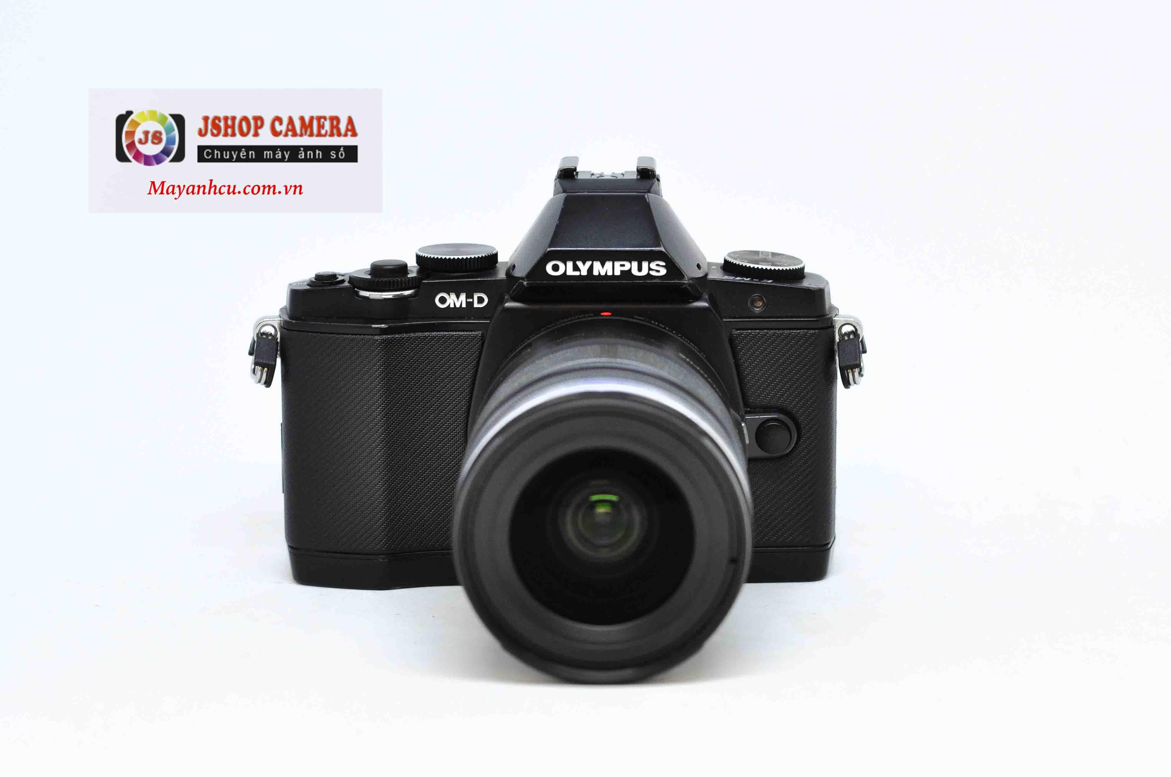 Olympus OM-D E-M5 + Ống kính OLYMPUS M.ZUIKO DIGITAL ED 12-50MM F3.5-6.3 EZ