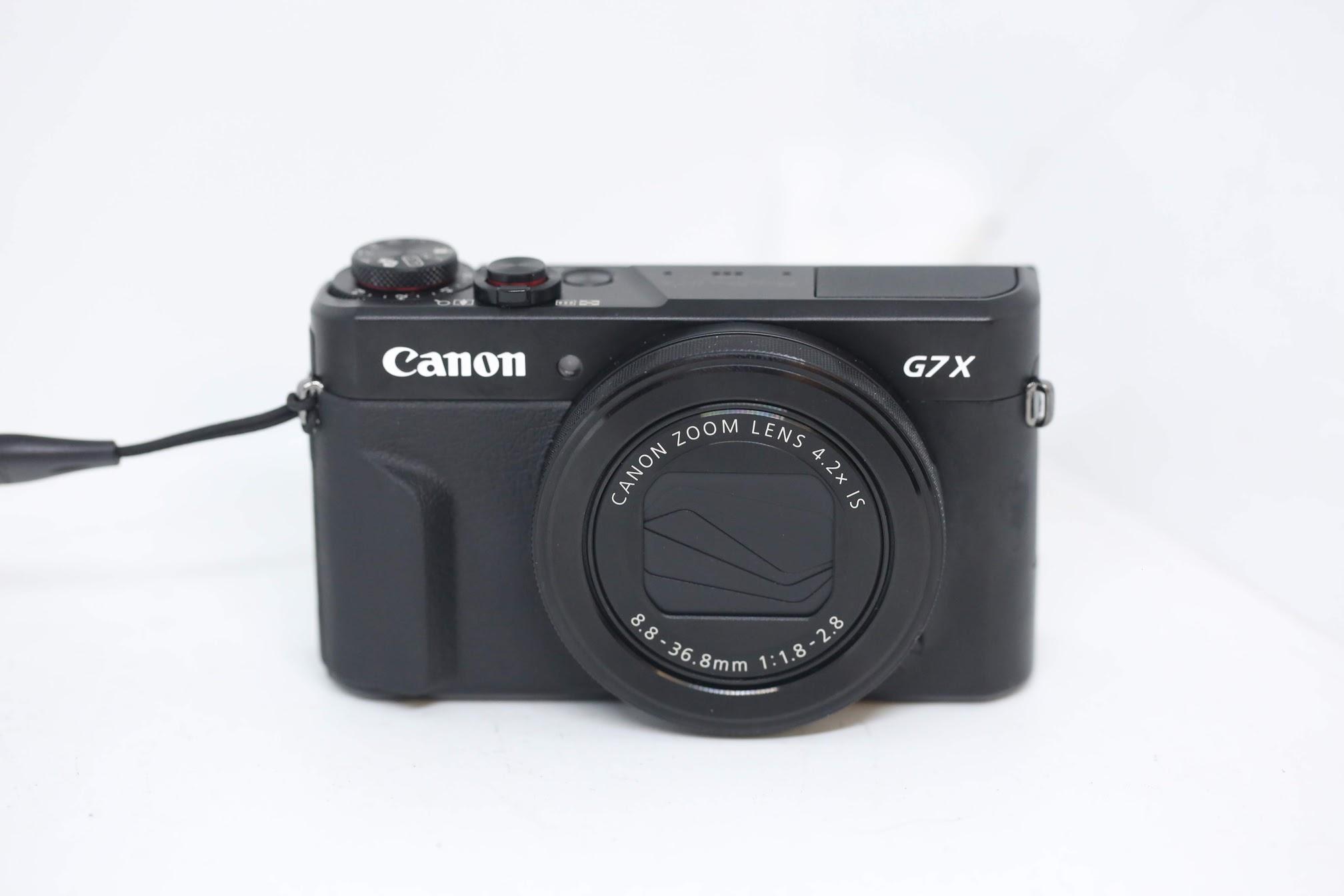 Máy ảnh Canon G7x Mark II máy quay Vlog Giá rẻ